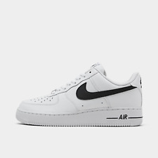 Nike Air Force 1 '07 Low LV8 AN20 White and Black AN 20 CJ0952 100 Sz: 8-13