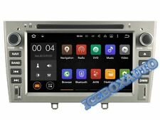 AUTORADIO DVD/GPS/NAVI/ANDROID 7.1/DAB PEUGEOT 408/308/RCZ 2010-11 H5634G