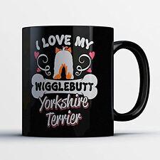 Yorkshire Terrier Mug - Wigglebutt Yorkie
