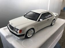 Mercedes Benz, 300CE, C124, AMG, 1:18 Modellauto, Wide Body, Coupé, Limitiert