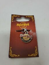 Hard Rock Cafe Classic Logo Clip On Charm Pittsburgh New
