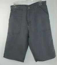 KENNETH COLE REACTION Youth Boys size 18 Gray Shorts Waist 29 Inseam 12