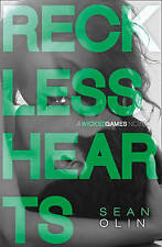 Reckless Hearts (Wicked Games, Book 2), Olin, Sean, New Book