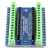 New Nano Terminal Adapter for Arduino Nano V3.0 AVR ATMEGA328P-AU Module Board