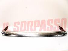 PARAURTI POSTERIORE FIAT 850 COUPE SPORT 2 3 SERIE ORIGINALE  REAR BUMPER