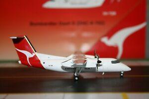 JC Wings 1:200 Qantas Eastern Australia Dash-8-100 VH-TQW (XX2586) Model Plane