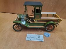 FRANKLIN MINT FORD MODEL T 2008 CHRISTMAS TRUCK LIMITED EDITION 1:16