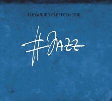 Alexander paeffgen trio-jazz Christoph Sauer chrostof jaussi/DIGIPAK