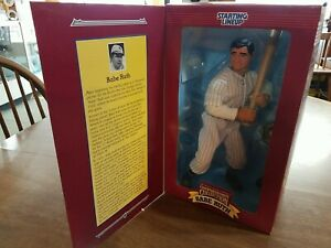 """Babe Ruth 1996 Starting Lineup MLB Cooperstown Collection 12"""" - NIB"""