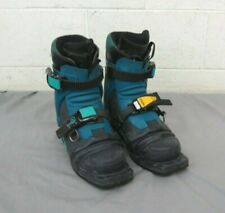 Scarpa 3-Pin 75mm Nordic Norm Telemark Ski Boots US Men's 6 Fast Shipping LOOK