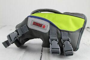 Kong Sport AquaPro Dog Flotation Vest Reflective Life Jacket Size XXS 5- 10 lbs