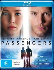Passengers (Blu-ray, 2017)