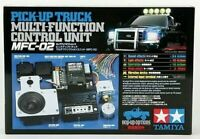Tamiya RC Pick Up Truck Multi Function Control Unit OP.957 MFC-02 Hopup Options