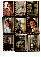 1991 TOPPS ROCKETEER  CARD SET 99 CARDS + 11 STICKERS  2019 SALE