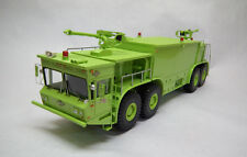Resin 1/50 Oshkosh P-15 Twin Engine 8x8 Fire Truck 1977 - Ready Made Model-Green