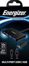 Energizer ULTIMATE Multi-Port USB-C Hub! Ultra Fast Data Transfer!