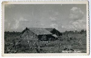 SAIGON  paillotes ( photo carte )  (64)