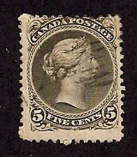 Canada-1868-76-SC 26a-Used-Queen Victoria