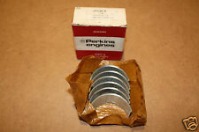 Genuine Perkins 3 CILINDRI DIESEL Conrod Cuscinetto Set +20 85036b Made in UK