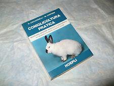 G.LICCIARDELLI M.CORTESE CONIGLICOLTURA PRATICA 1976 MANUALI HOEPLI
