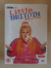 Little Britain: COMPLETE SERIES 1 - 2 - 3 (DVD WS)~~~~~~NEW & SEALED