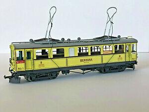 MOTRENO # 1122  H0m Berninabahn Triebwagen BCe 4/4 1