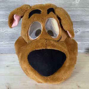 Scooby Doo Oversized Mascot Head Mask Big Greeter Head Adult Costume Cosplay