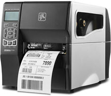 Zebra ZT230 USB Ethernet Serial Direct Thermal Label Printer ZT23042-D01200FZ
