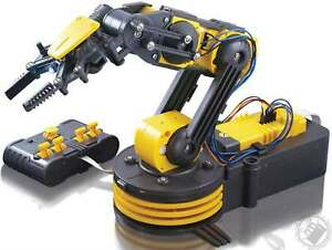 Robotic Arm Edge INCLUDING the USB Interface Kit (OWI-535 and 535USB) NEW