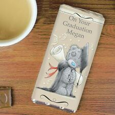 Me to You Personalised Graduation Gift Chocolate Bar - Tatty Teddy Bear