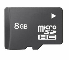 Generic 8GB microSD Flash Memory Card - Bulk Packaging