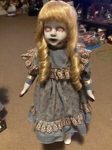 Ghost Girl Horror Soft Body Doll