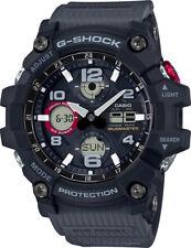 Casio G-Shock GSG-100-1A8 with Tough Solar Mudmaster 200M