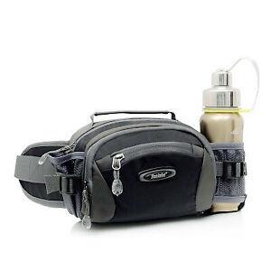 2L Waterproof Cycling Climbing Waist Bum Bag Fanny Pack Travel Running Wallet