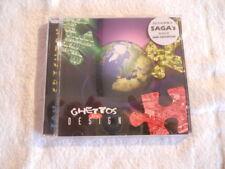 """Ian Crichton """"Ghettos by design"""" 1997 cd USG Records NEW  Saga"""