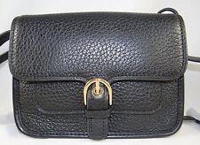 6f7c66d2d3da Michael Michael Kors Cooper Black Pebbled Leather Small Crossbody Bag