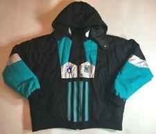 WOW Rare Reversible 90s PORT POWER Logo Football Club Puffer Jacket SANFL