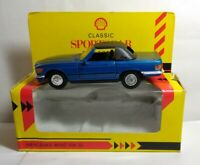 SHELL CLASSIC SPORTSCAR COLLECTION 1:39 DIECAST - MERCEDES BENZ 500 SL - BOXED
