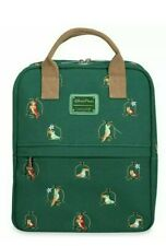 New Disney Parks Exclusive Loungefly Enchanted Tiki Room Birds Green Backpack