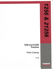 INTERNATIONAL IH 1256 21256 TRACTOR PARTS ASSEMBLY MANUAL CATALOG EXPLODED VIEWS