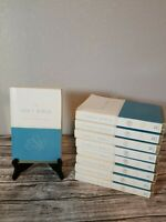 Lot of 9 The Holy Bible ESV English Standard Version Paperback by Crossway
