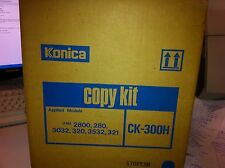 original Konica CK-300H Copy Kit for U-BIX 2800 280 3032 320 3532 321 new