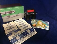VINTAGE SAWYER'S VIEW-MASTER  WITH REELS