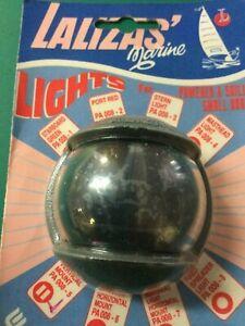 LALIZAS NAVIGATION LIGHT BI COLOUR VERTICAL MOUNT