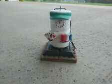The Original S'mores Ornament Midwest Christmas Ornament Poker Player Gambler
