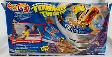 Hot Wheels Tornado Twister Race Track Never Fully Assembled FREE SHIPPING