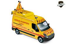RENAULT MASTER 3 2011 - Sapeurs Pompiers VSEC jaune SDIS 26 - 1/43 NOREV 518768
