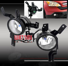 2007-2009 HONDA CRV LX EX BUMPER FOG LIGHTS KIT+HARNESS
