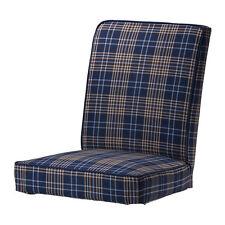 "NIP IKEA HENRIKSDAL Chair Cover Slipcover Rutna Multicolor 21"" Cotton"