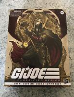 Hasbro G.I. Joe Classified Series Snake Supreme Cobra Commander